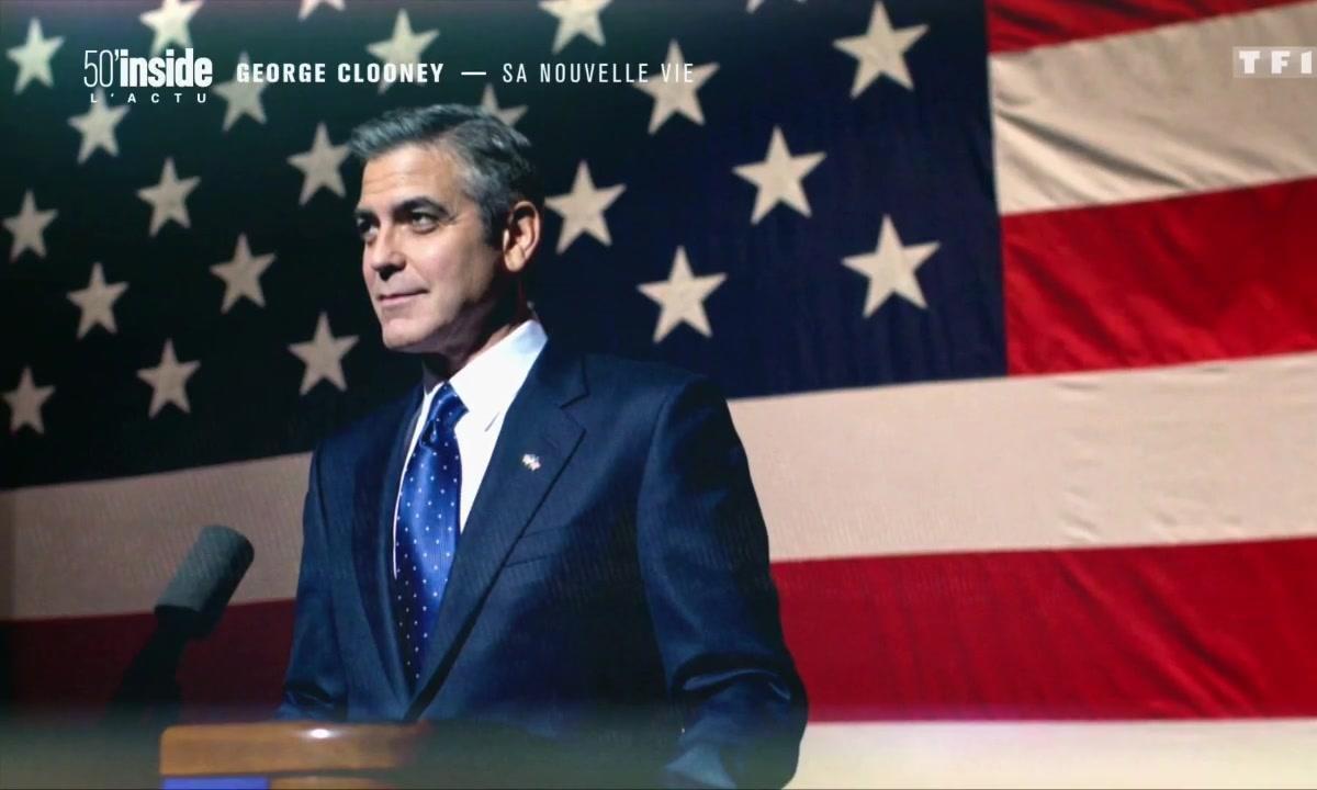 George Clooney d'acteur à papa, retour sur sa nouvelle vie !