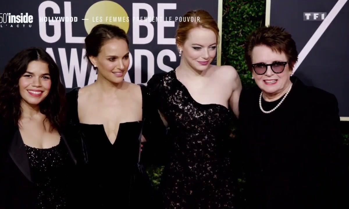 Golden Globes : les femmes au pouvoir