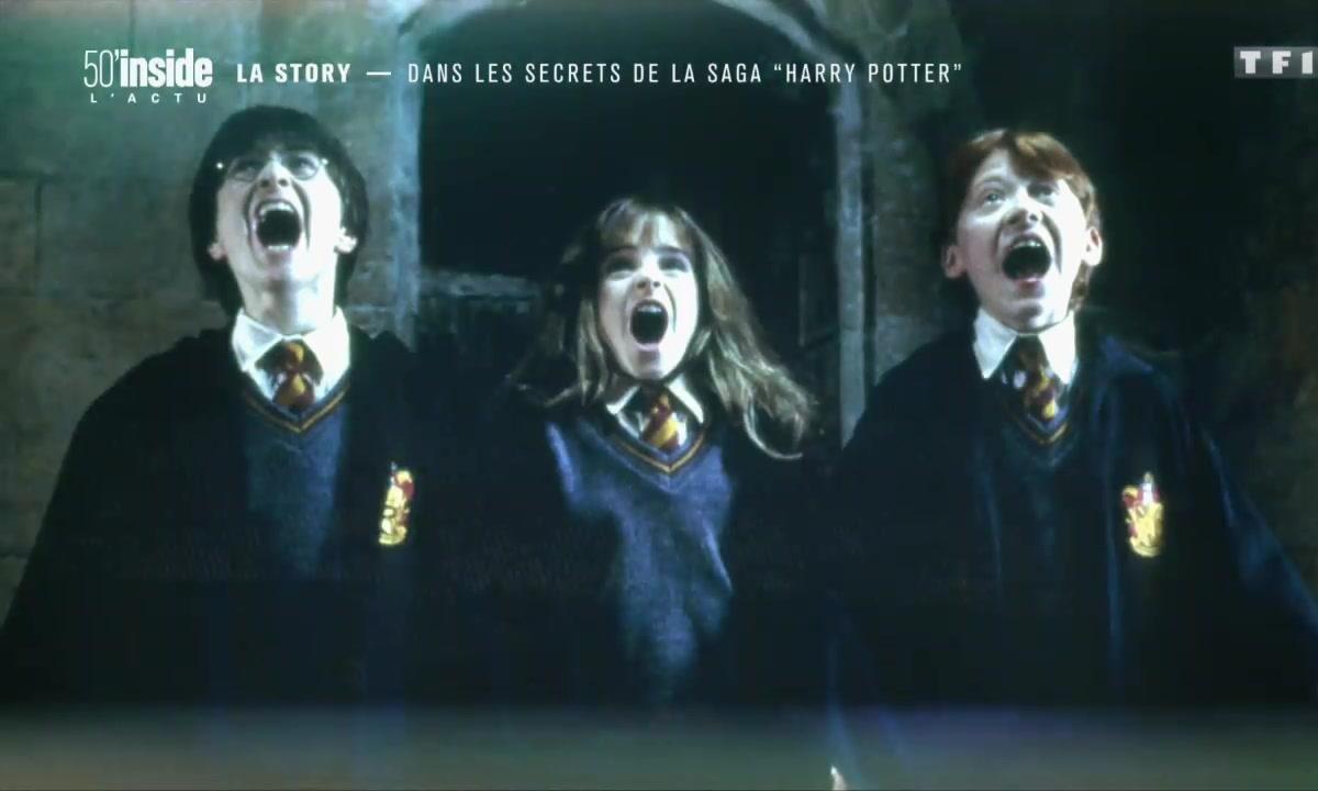 Harry Potter : 20 ans de magie, 20 ans de souvenirs !