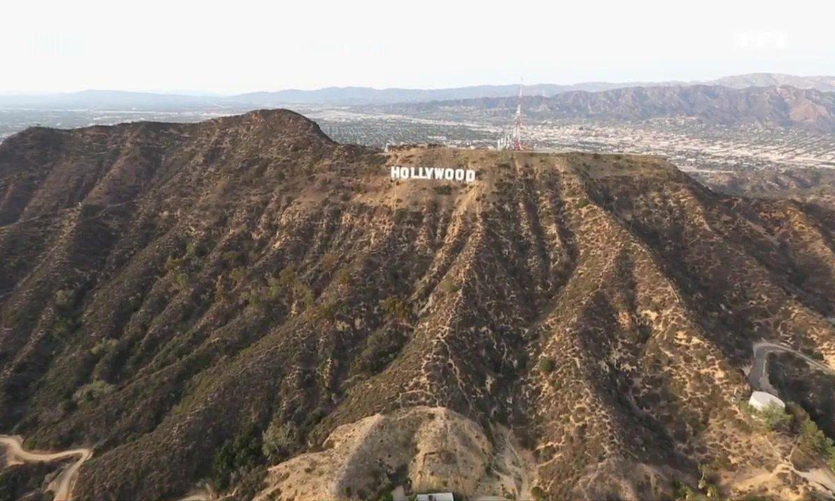 Hollywood Sign, l'emblême du rêve américain