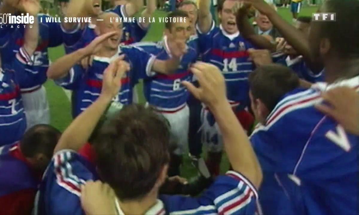 """""""I Will Survive"""", revivez la Coupe du monde 1998 en musique"""