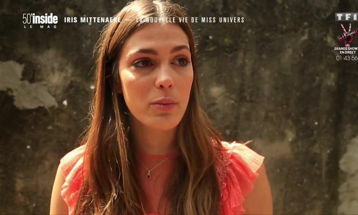 Iris Mittenaere fond en larmes lors de son voyage en Afrique