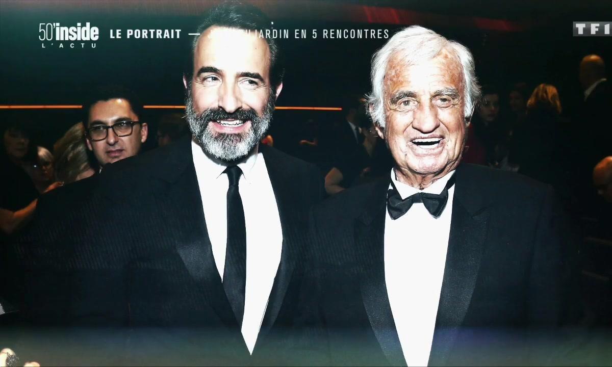 Jean Dujardin raconte sa rencontre avec Jean-Paul Belmondo