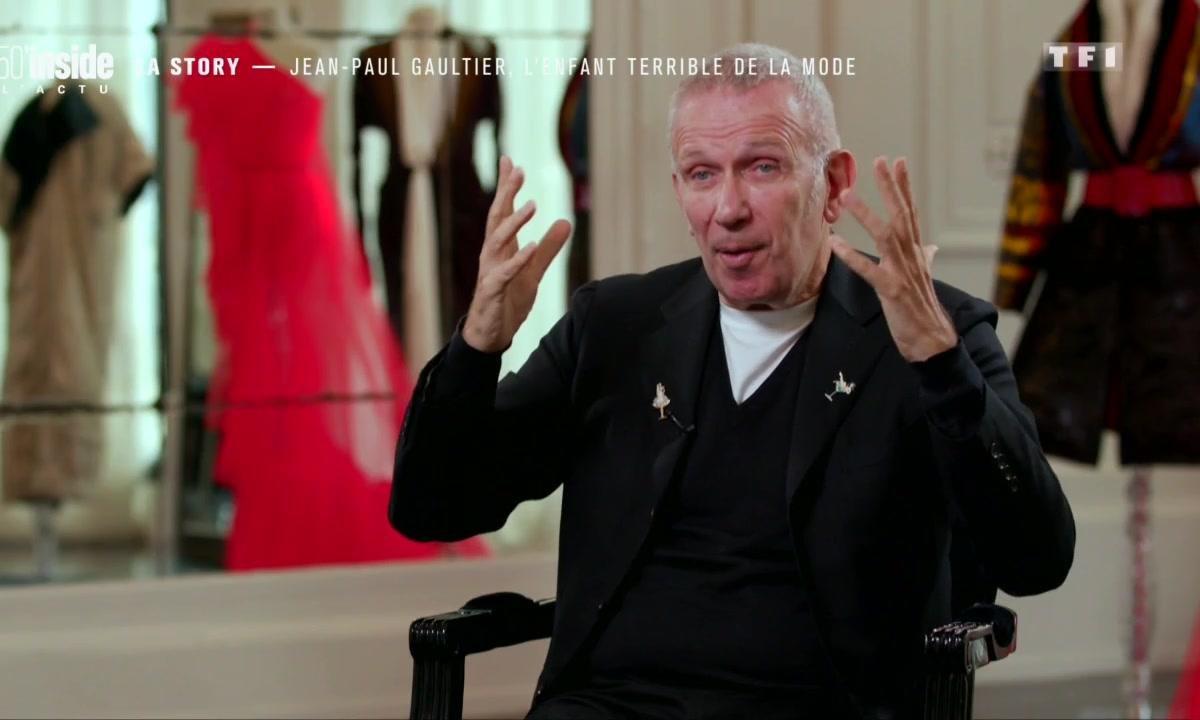 Jean-Paul Gaultier, l'enfant terrible de la mode, se lance un nouveau défi
