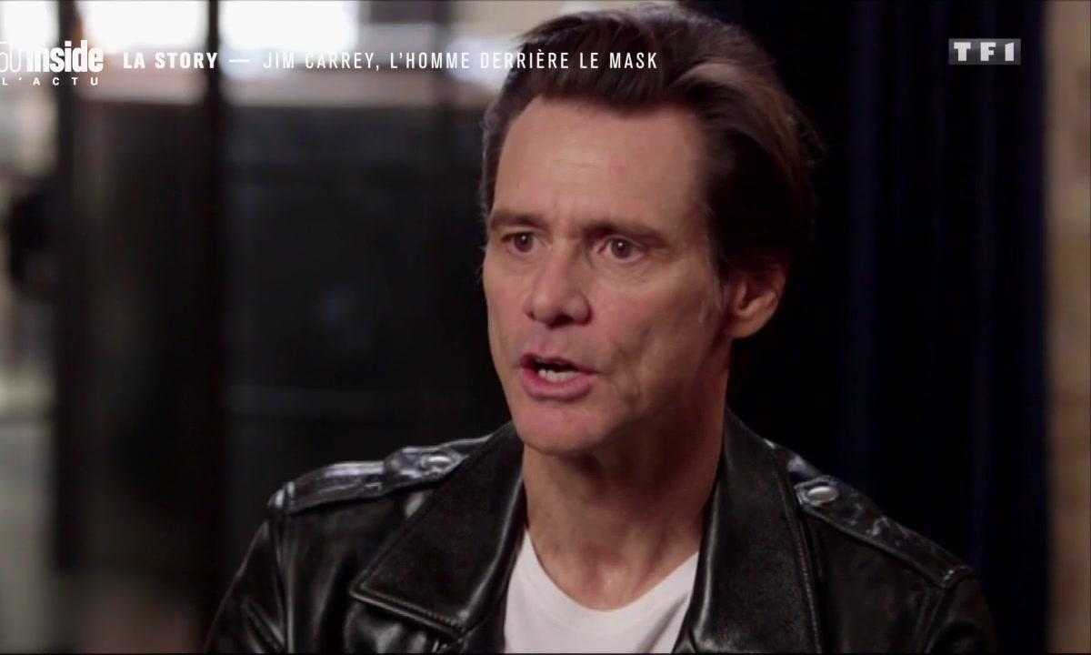 """Jim Carrey, l'homme derrière """"The Mask"""""""