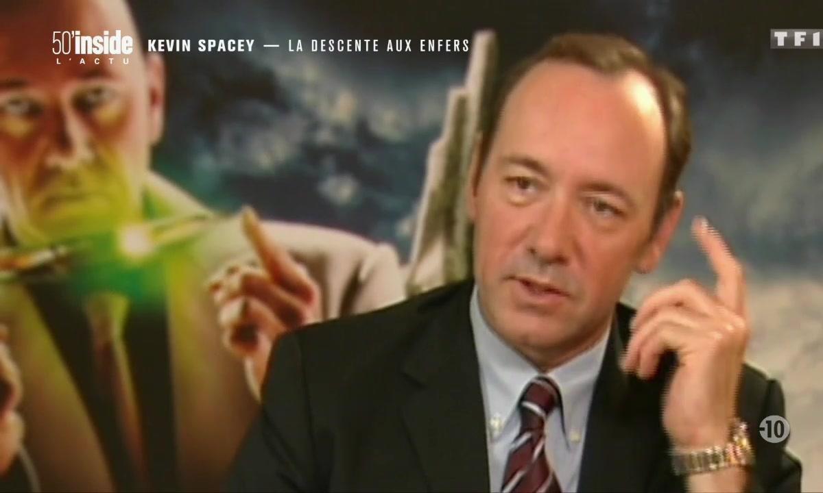 Kevin Spacey : la descente aux enfers d'une icône du cinéma
