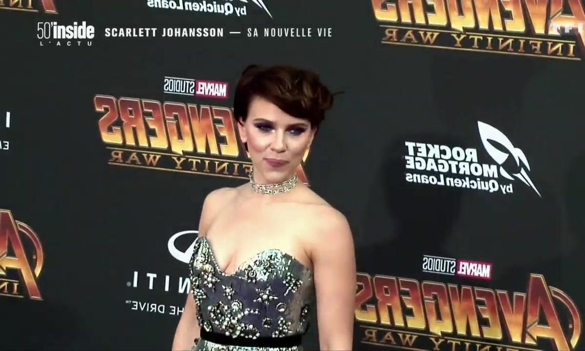 L'actu de la semaine : découvrez la nouvelle vie de Scarlett Johansson