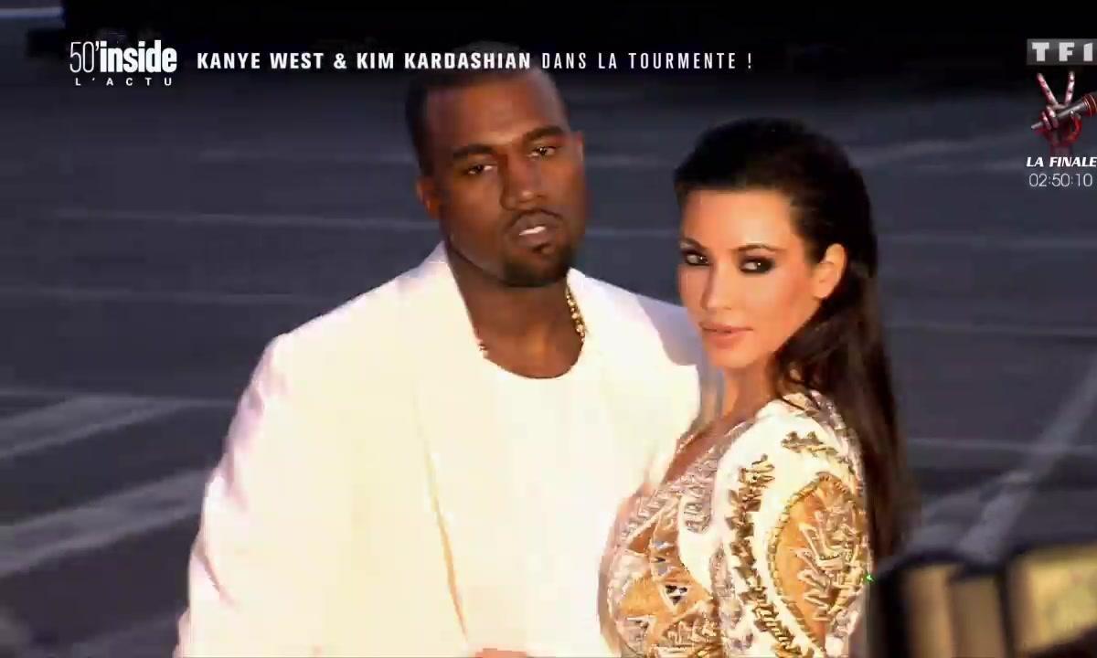L'actu de la semaine : Kanye West et Kim Kardashian, un couple dans la tourmente