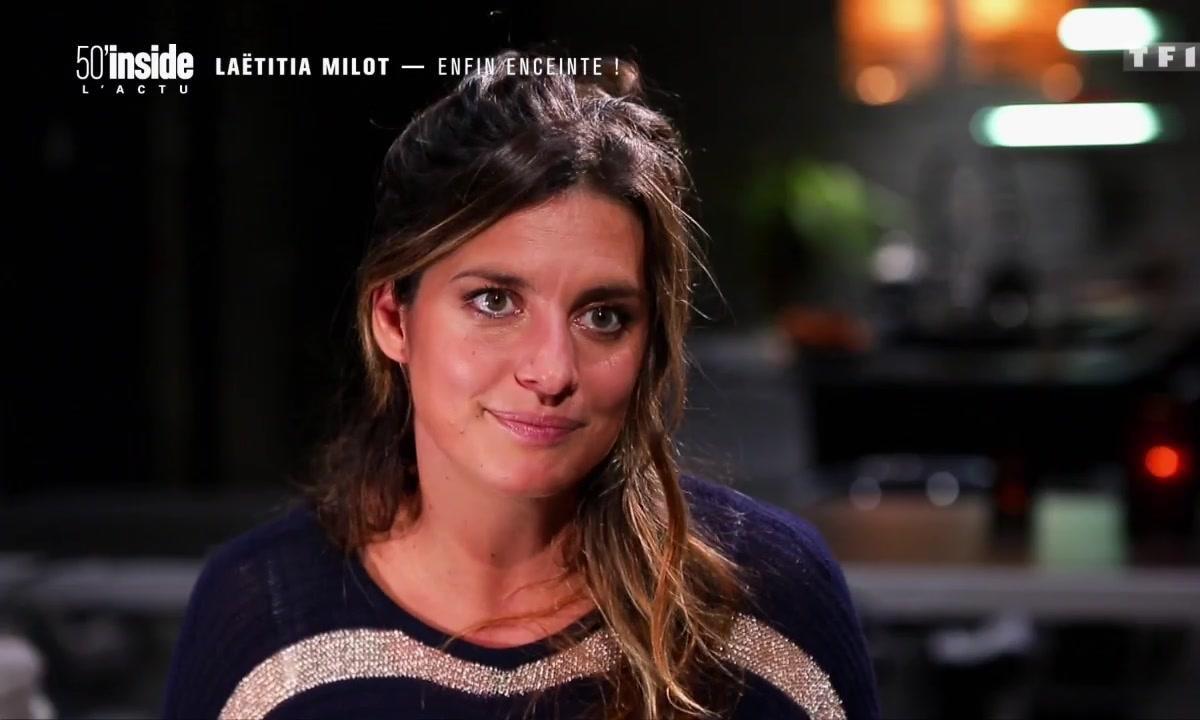 L'actu de la semaine : Laetitia Milot enceinte de son premier enfant