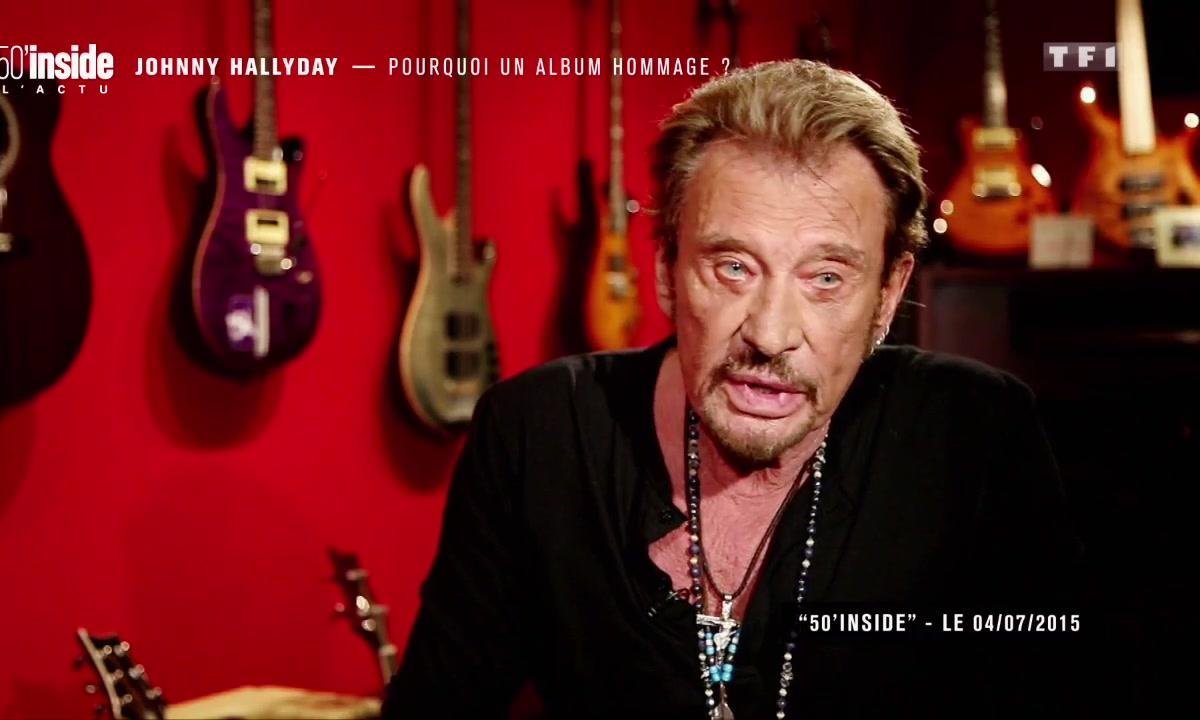 L'actu de la semaine : Louane, Kendji Girac... Les stars chantent Johnny Hallyday