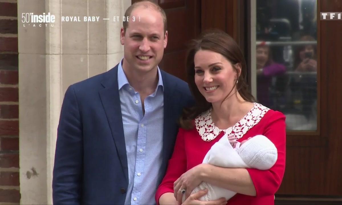 L'actu de la semaine : la naissance d'un nouveau prince pour l'Angleterre