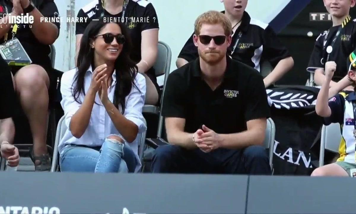 L'actu de la semaine : le prince Harry et Meghan Markle officialisent leur relation