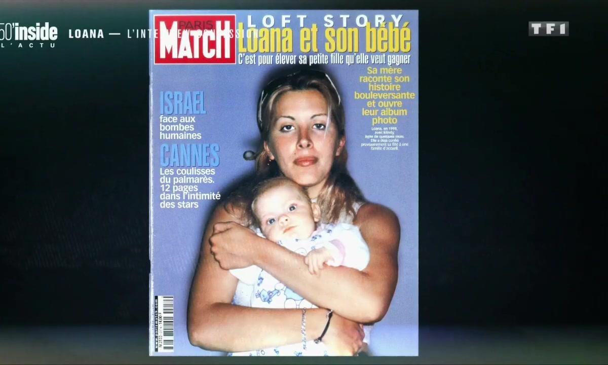 Loana rêve de revoir sa fille Mindy