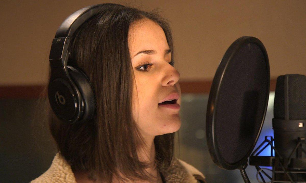 Marina Kaye, les coulisses de son album