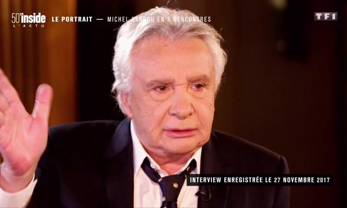 Michel Sardou : les 5 rencontres qui ont marqué sa vie