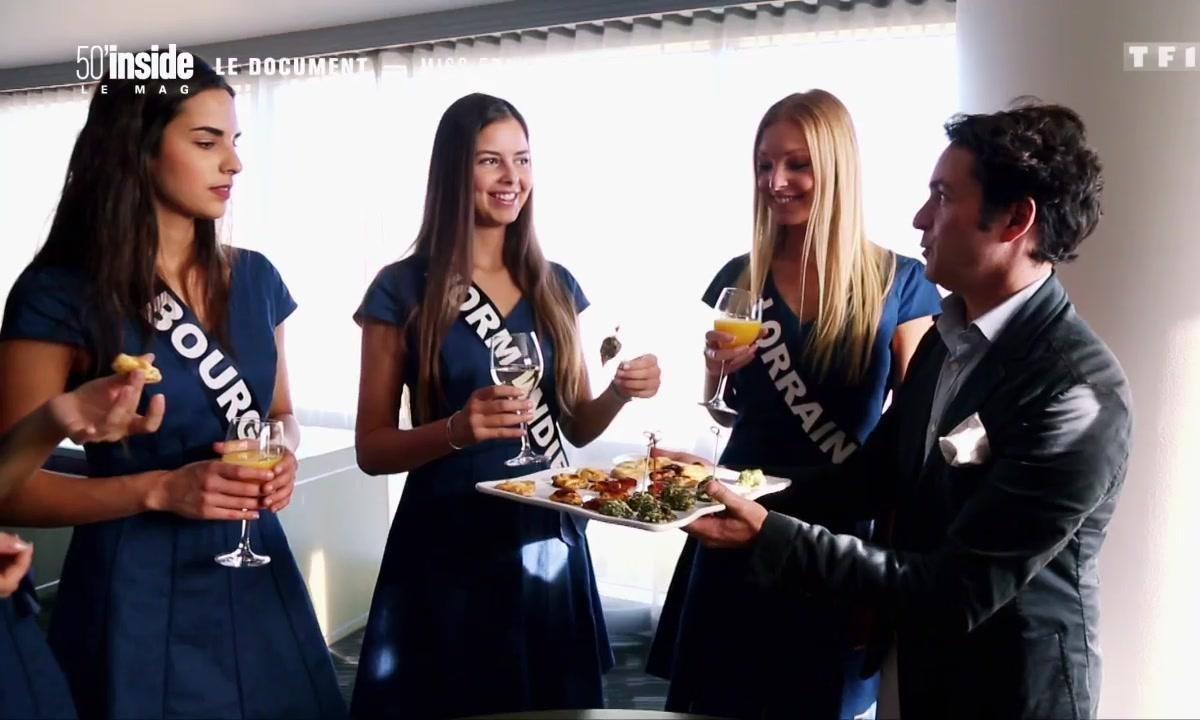 Miss France 2018 : les 30 Miss ont eu des cours de bonnes manières !