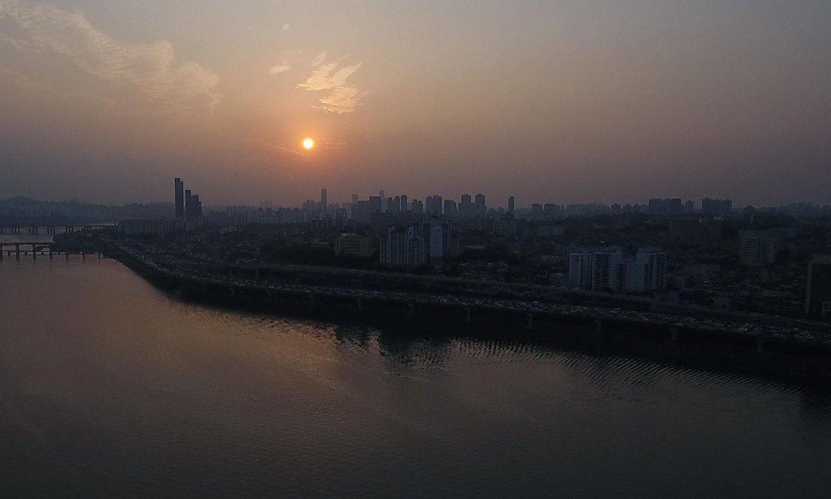 Séoul, une ville où la réalité dépasse la fiction