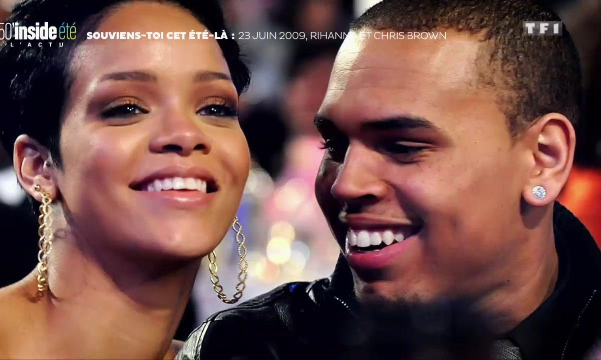 Souviens-toi l'été dernier : Rihanna et Chris Brown, le jour où tout a basculé