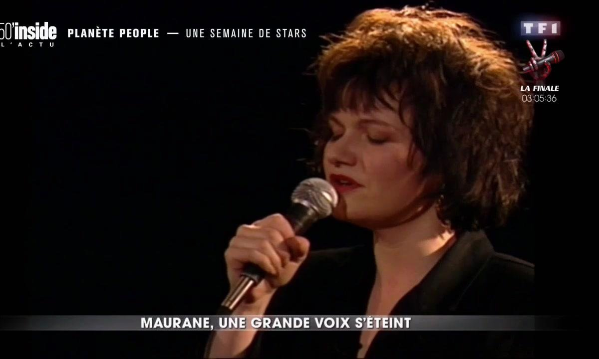 Les stars rendent hommage à Maurane
