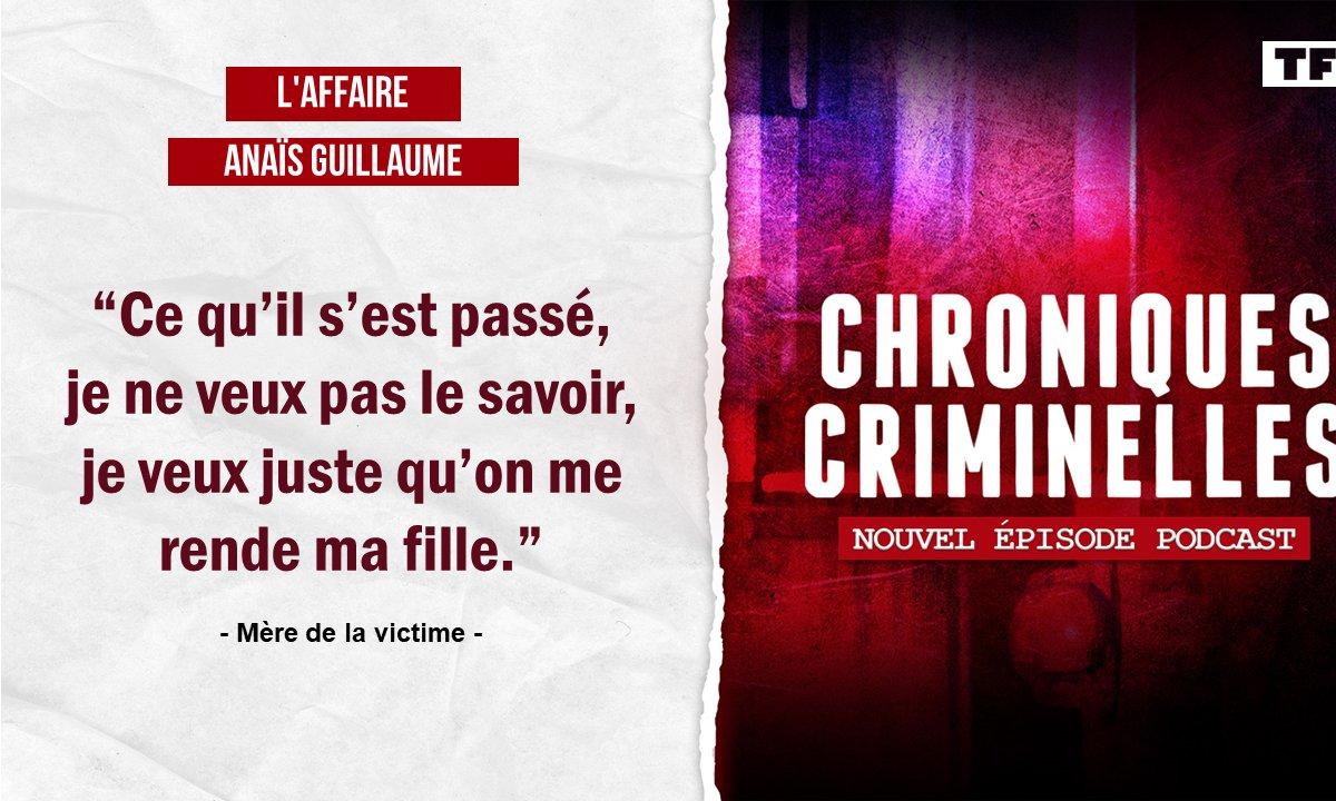 [INTÉGRALE] Chroniques criminelles : l'affaire Anaïs Guillaume, la mort est dans le pré
