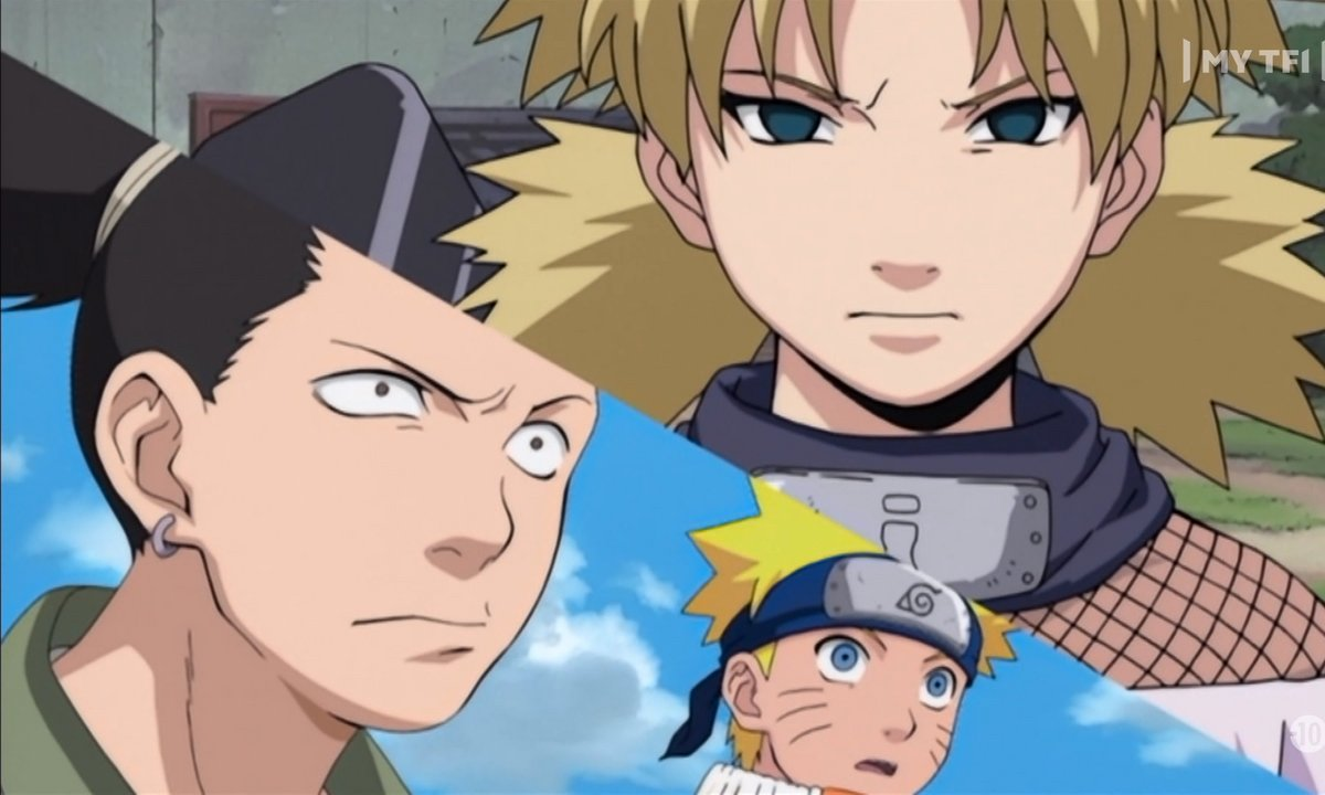 Naruto - Episode 60 - Byakugan contre multiclonage