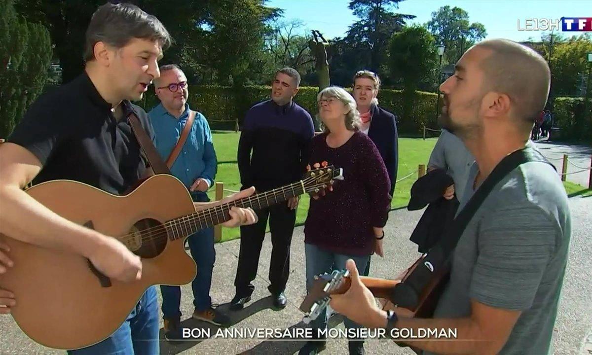 70 ans de Jean-Jacques Goldman : rencontre avec ses fans