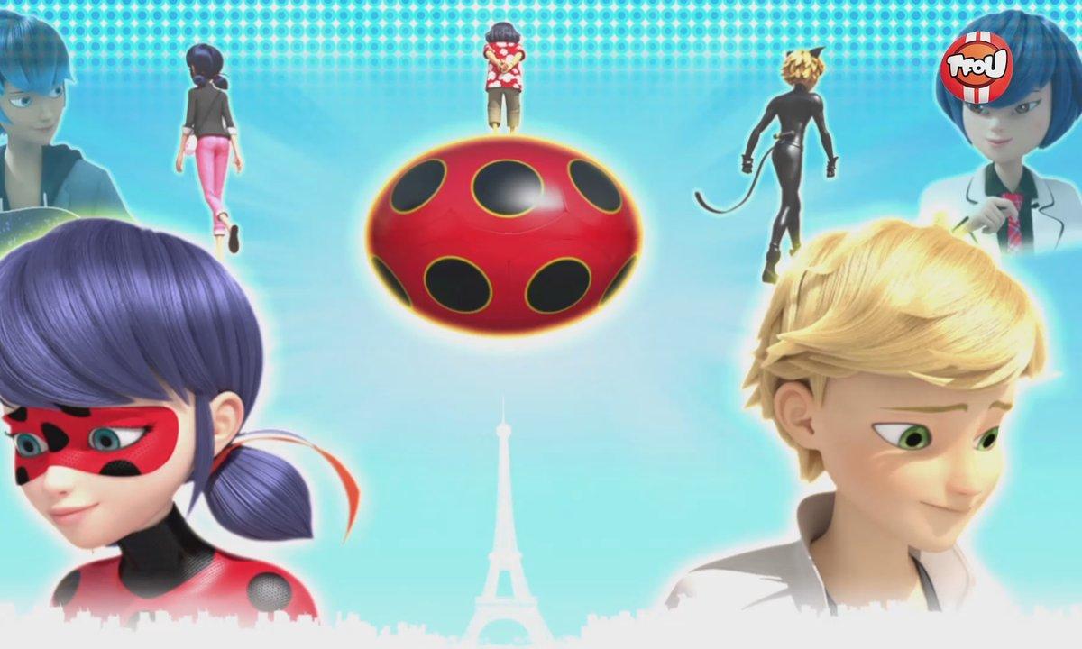 Miraculous - Les aventures de Ladybug et Chat Noir -Miracle Queen - extrait