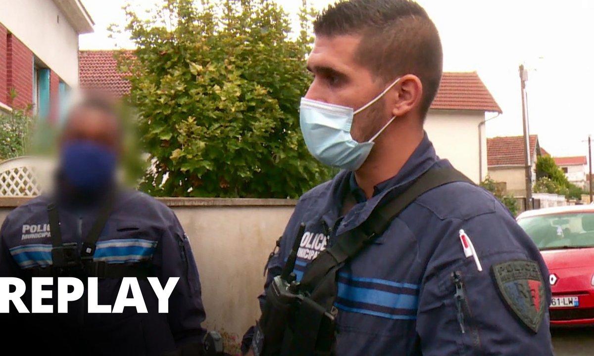 90' Enquêtes - Policiers municipaux : les anges-gardiens de la banlieue
