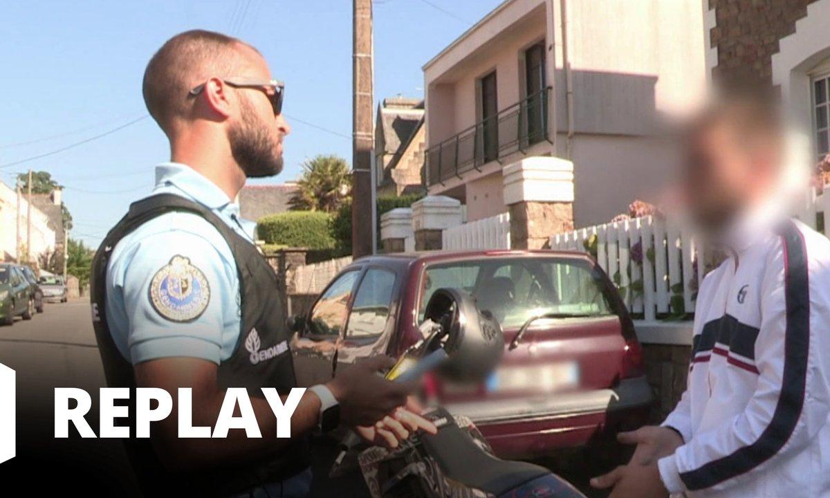 90' Enquêtes - Stups, chauffards, nuits d'ivresse : les gendarmes de Bretagne en alerte