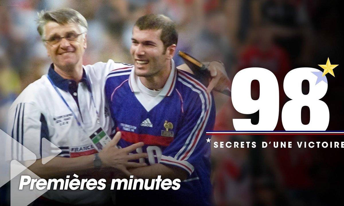 """""""98 -  Secrets d'une victoire"""" : Les premières minutes du film évènement"""
