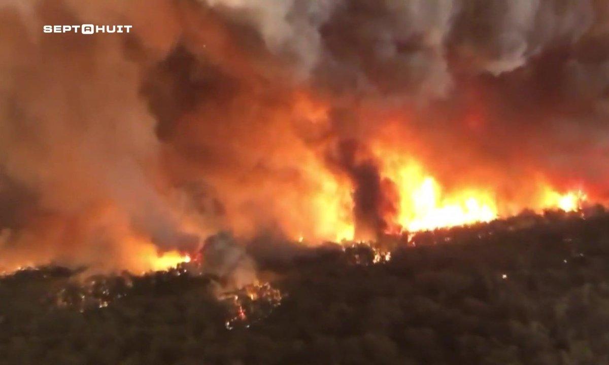 À l'ombre de l'actualité, l'Australie brûle toujours