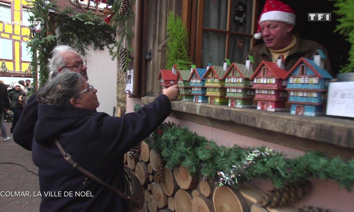 À la découverte de Colmar, la ville de Noël