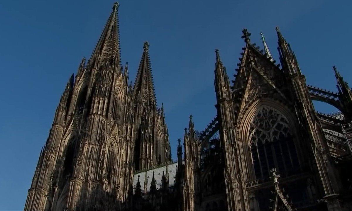 A la découverte de la cathédrale de Cologne