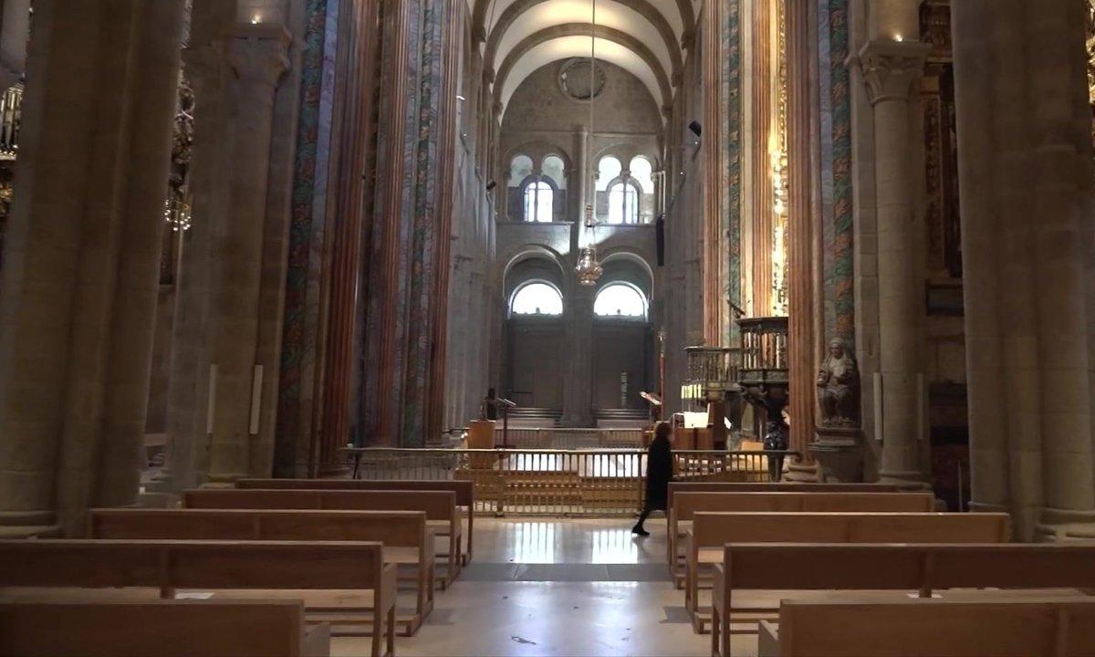 A la découverte de la cathédrale de Saint-Jacques-de-Compostelle