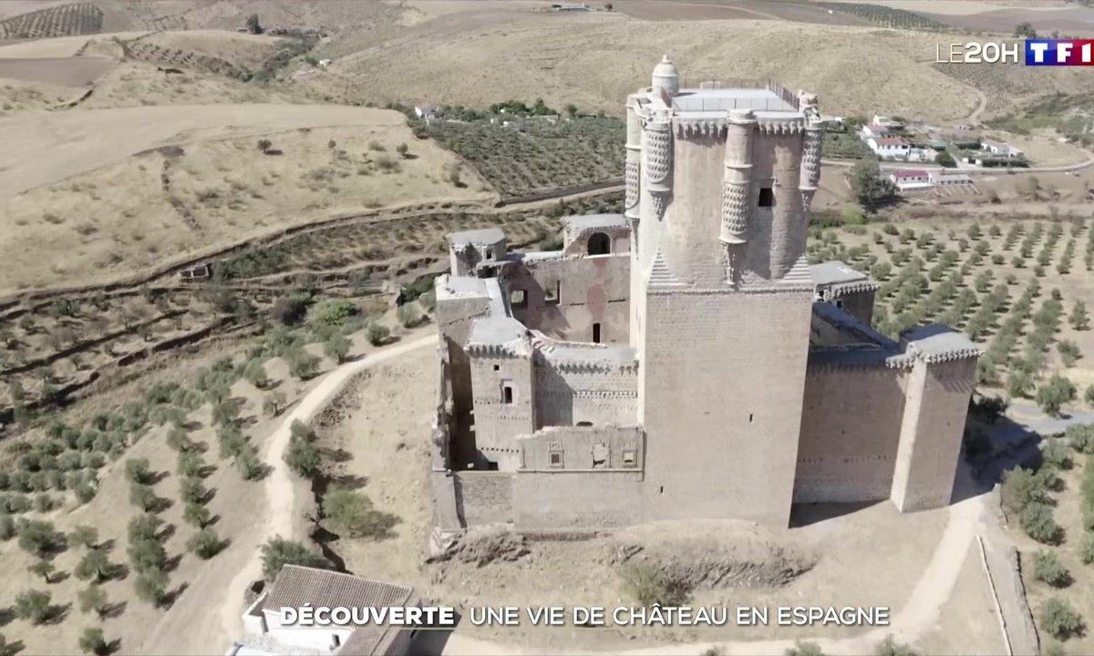 À la découverte des châteaux du sud de l'Espagne