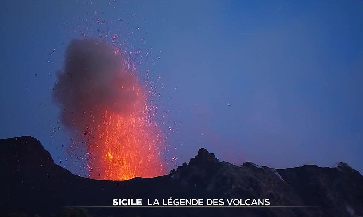 À la découverte des volcans siciliens