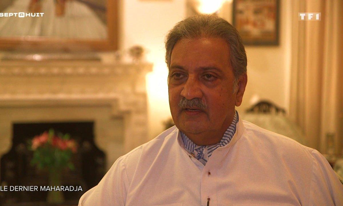 À la rencontre du dernier Maharaja
