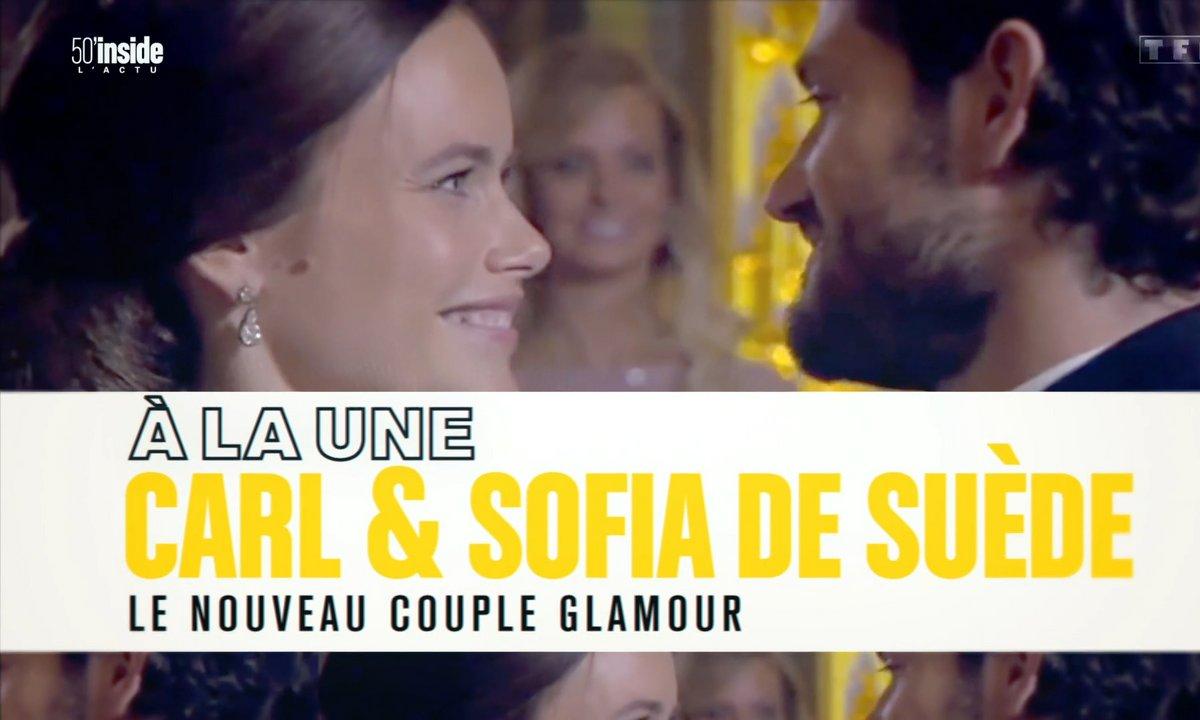 À la Une : Carl et Sofia de Suède, le nouveau couple glamour couronné