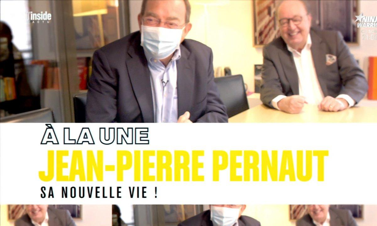A la Une: la nouvelle vie de Jean-Pierre Pernaut !