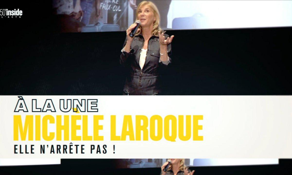 À la Une : Michel Laroque, la vie à 100 à l'heure