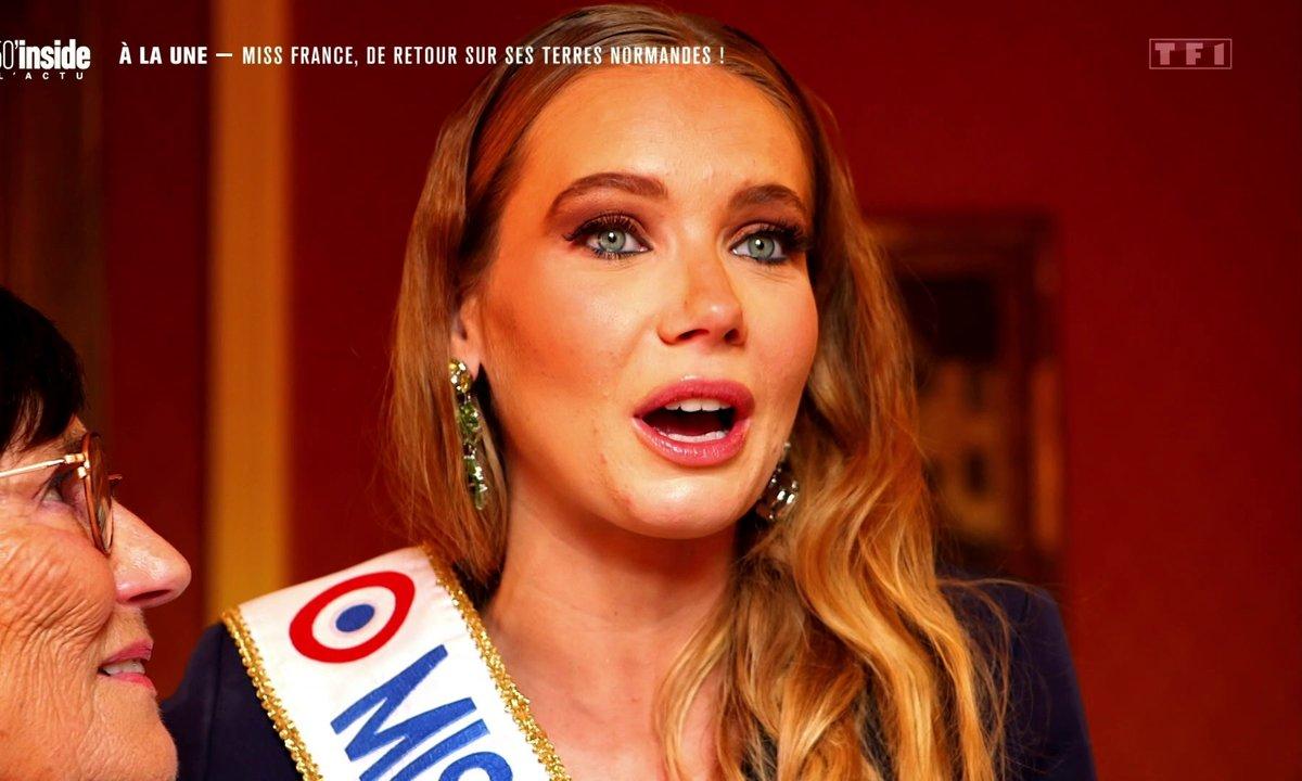 À la Une : Miss France de retour sur ses terres
