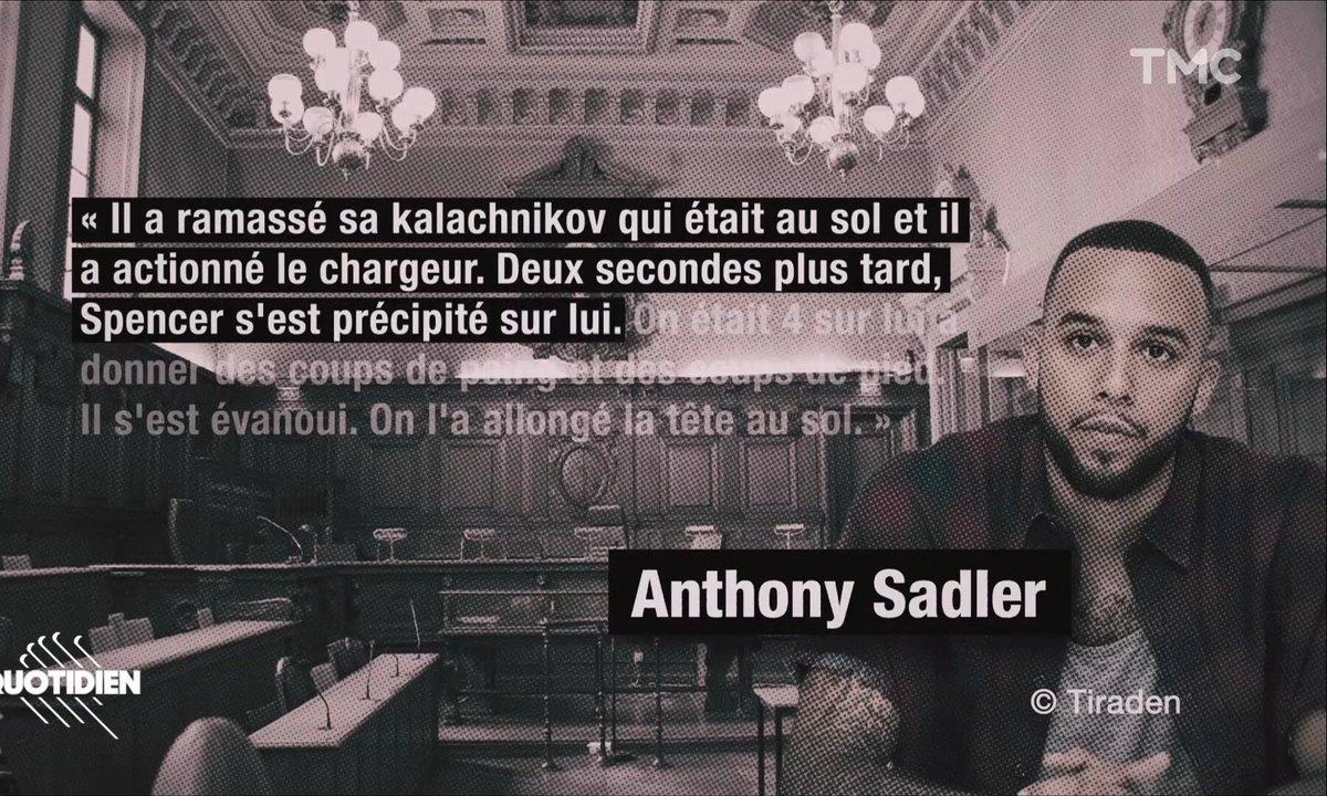 A l'ouverture du procès de l'attentat raté du Thalys