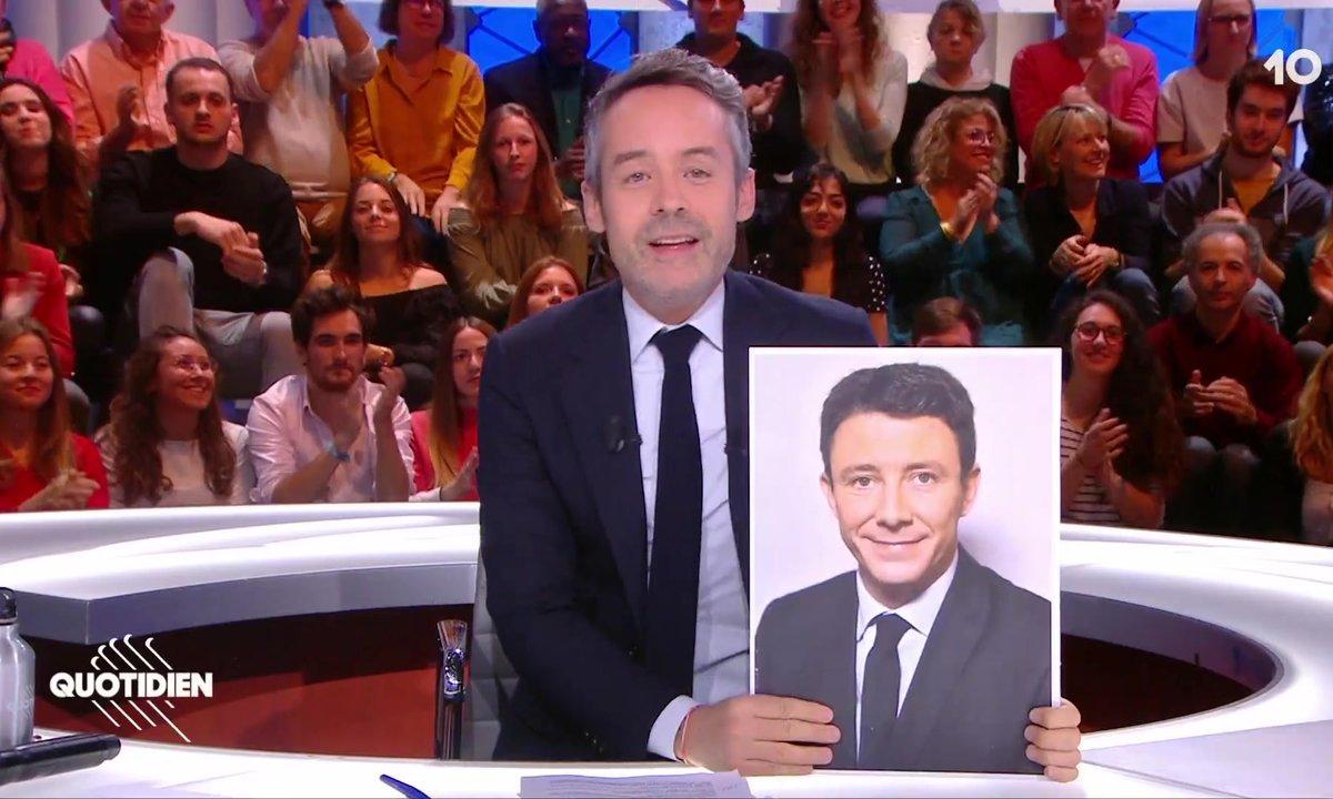 À part être candidat à Paris, il a pas un boulot Benjamin Griveaux ?