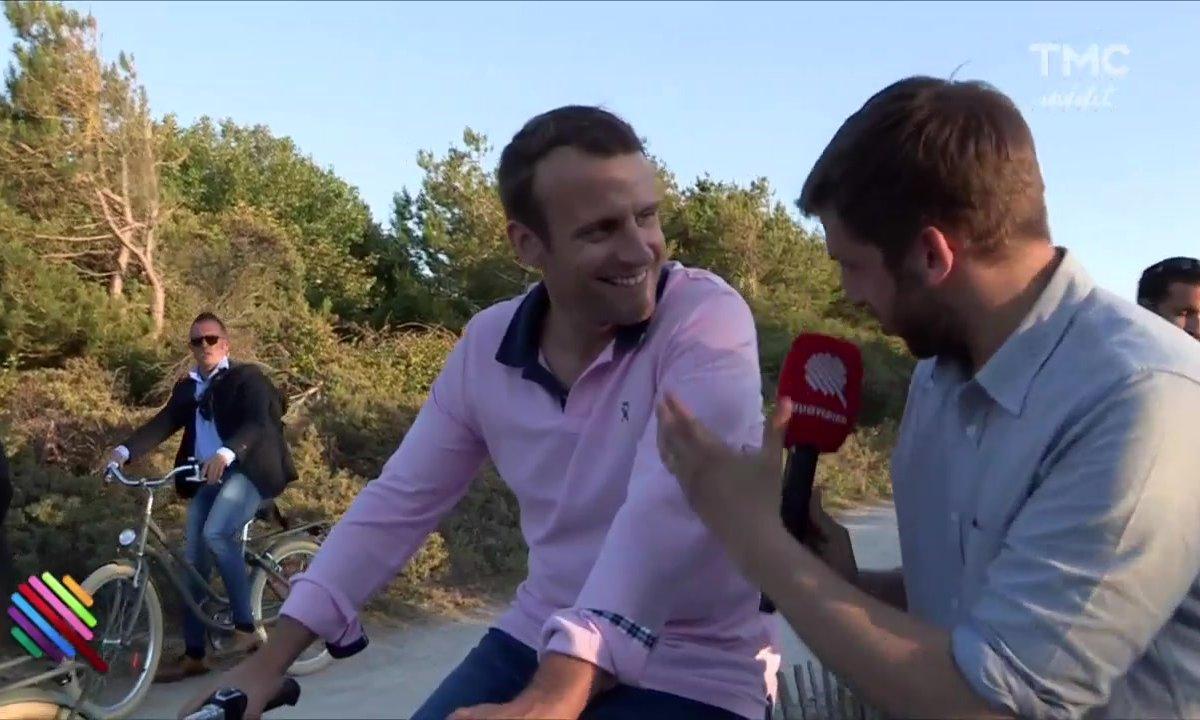 Emmanuel Macron et l'abstentionnisme : il répond à Quotidien