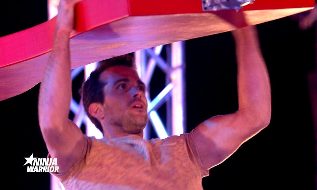 PAS VU À LA TV : Plein de projets pour Rémi Samyn s'il gagne Ninja Warrior !