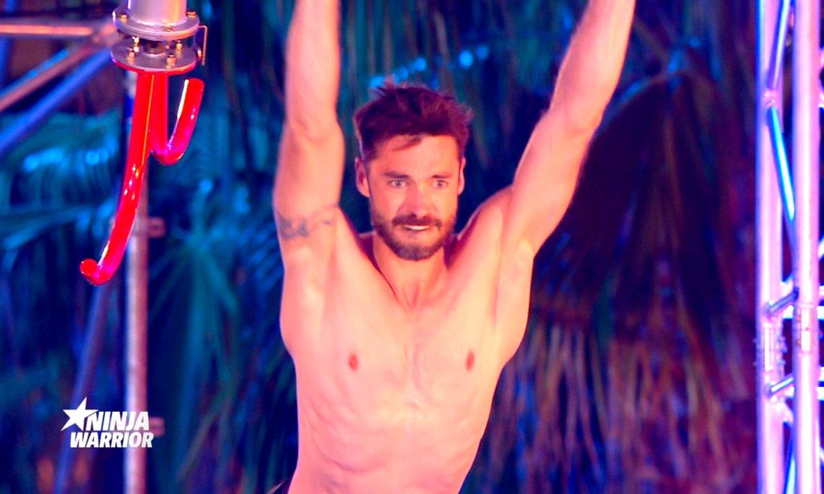 PAS VU À LA TV : Rémi Fantino alias Wolverine en finale cette année !