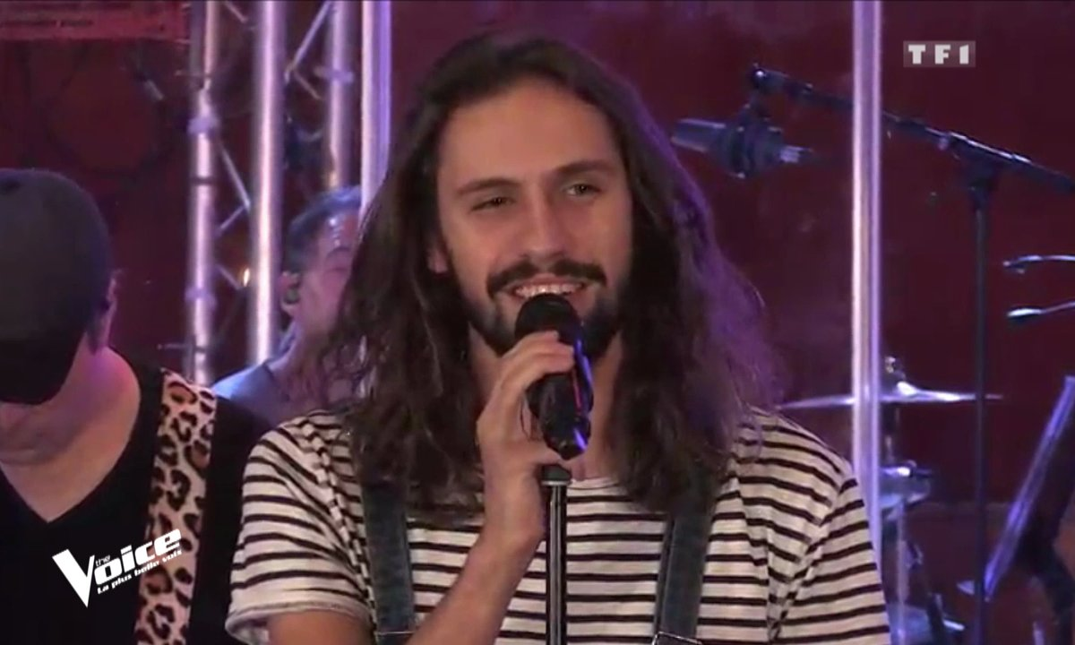 PAS VU A LA TV - vidéo casting de Clément - finaliste de Soprano