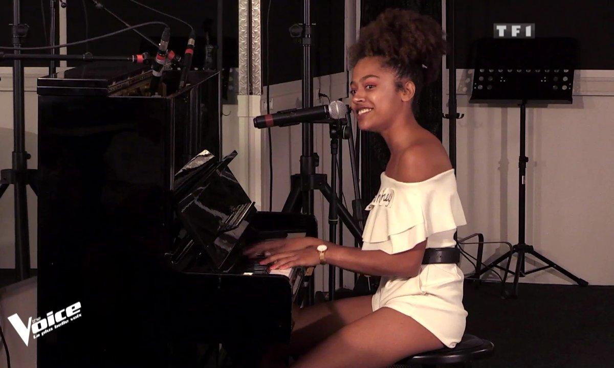 PAS VU A LA TV - Vidéo casting de Whitney, finaliste de Mika