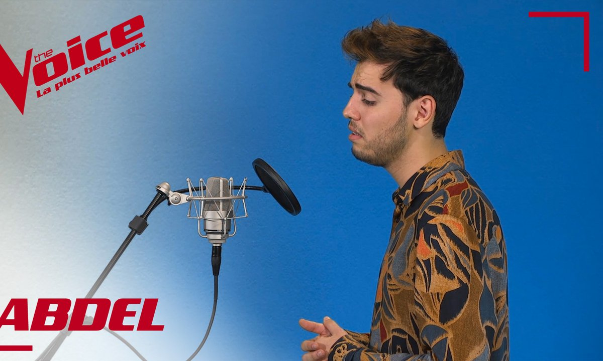 "La Vox des talents : Abdel - ""I'd rather be blind""- Etta James"