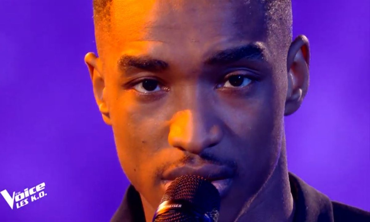 "THE VOICE 2020 - Abi chante ""Another day in Paradise"" de Phil Collins (KO)"